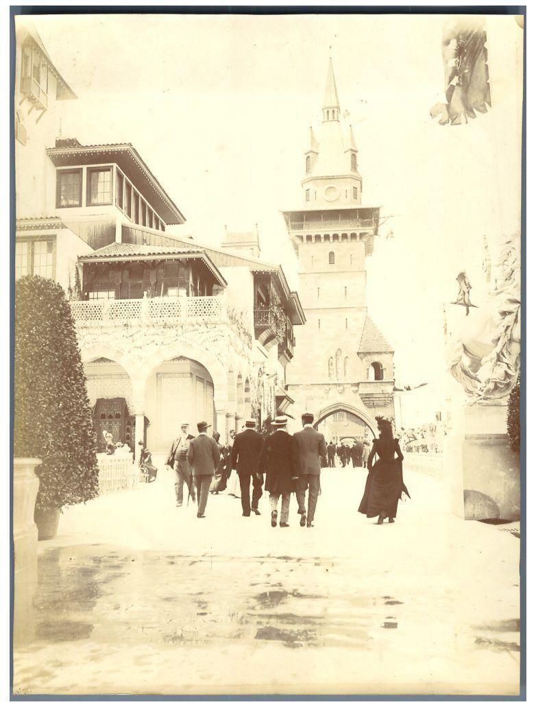 16. Павильон Венгрии