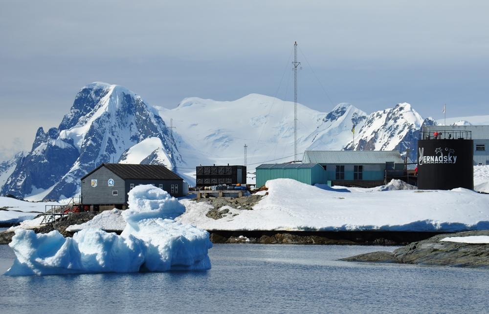 """22-я антарктическая экспедиция отправилась на станцию """"Академик Вернадский"""" - Цензор.НЕТ 743"""