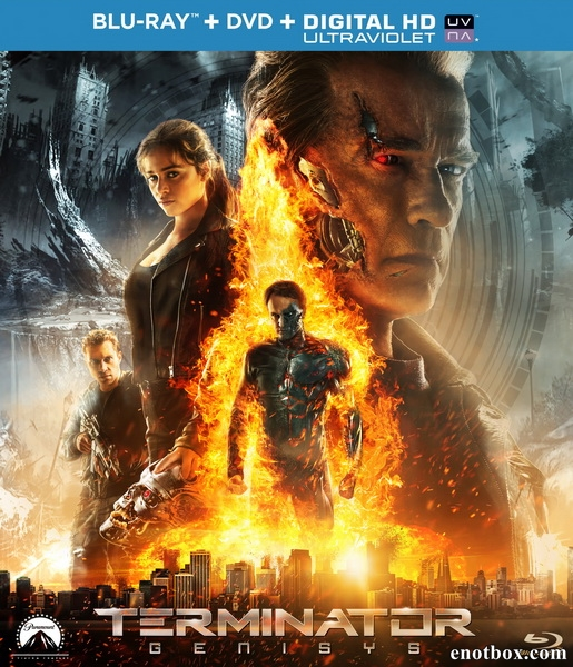 Терминатор: Генезис / Terminator: Genisys (2015/BD-Remux/BDRip/HDRip/3D)