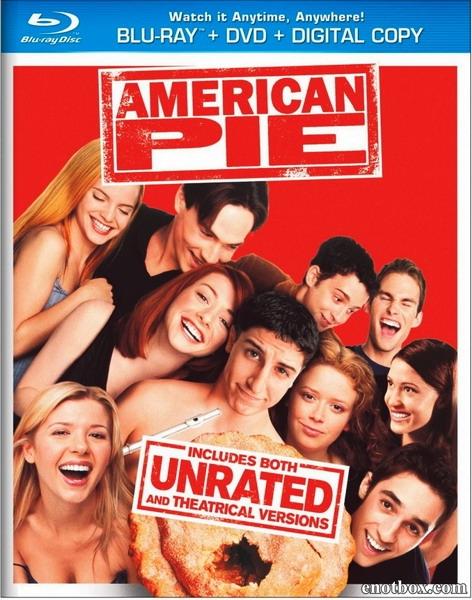 Американский пирог / American Pie [UNRATED] (1999/BDRip/HDRip)