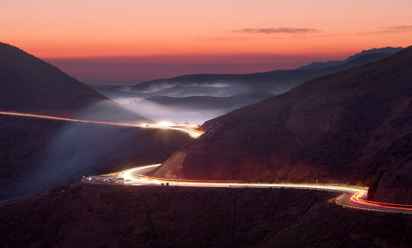 Красивые фотографии тумана в Сан Франциско, США 0 142280 bba2b90e orig