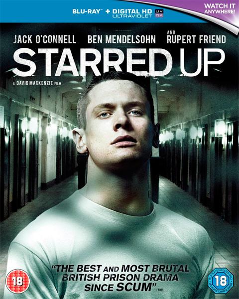 От звонка до звонка / Starred Up (2013/BDRip/HDRip)