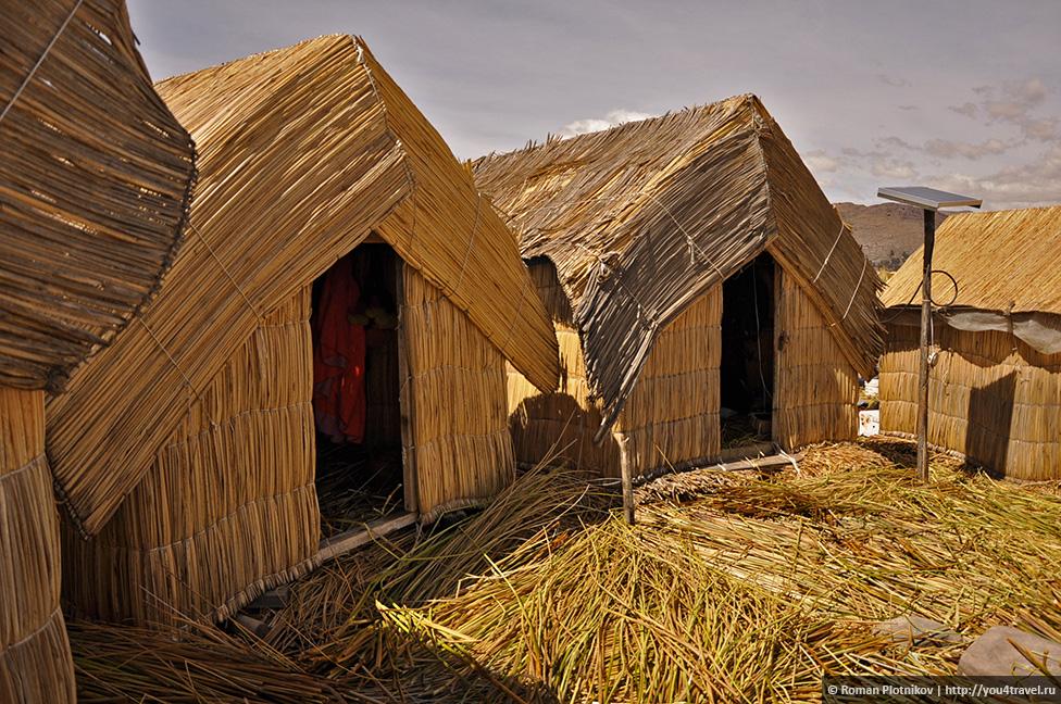 0 17909d 8bdb15df orig Высокогорное озеро Титикака и город Пуно