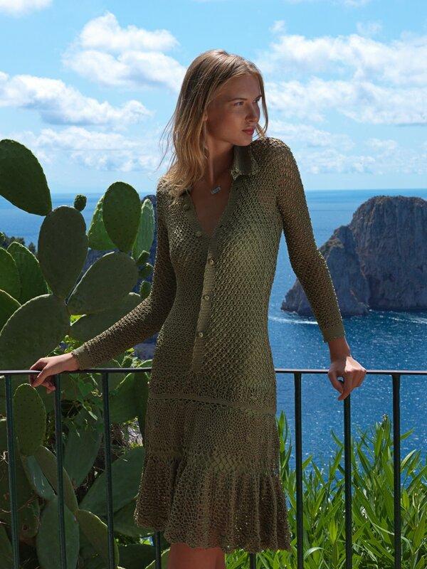 Возьмите на заметку-вязаные платья на лето! Шикарно! Amalfi.jpg