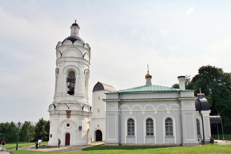 Церковь Георгия Победоносца. Коломенское
