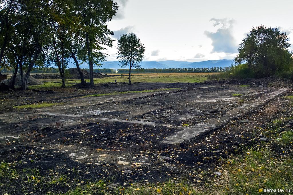 Строительство аэропорта в Белокурихе