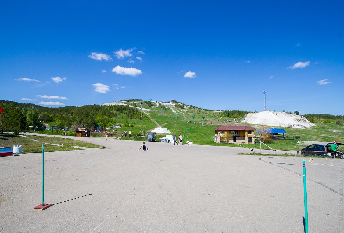 Хвалынск горнолыжный курорт 6