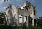 Графские развалины недалеко от Базы Отдыха ОКЕАН (опубликовано с разрешения автора, пожелавшего остаться неизвестным)