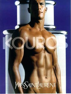 Kouros Yves Saint-Laurent