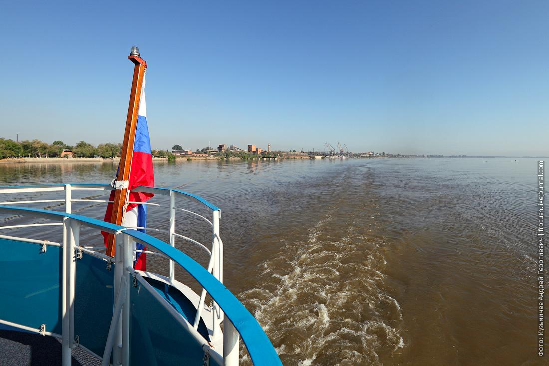 Волга Астрахань фото