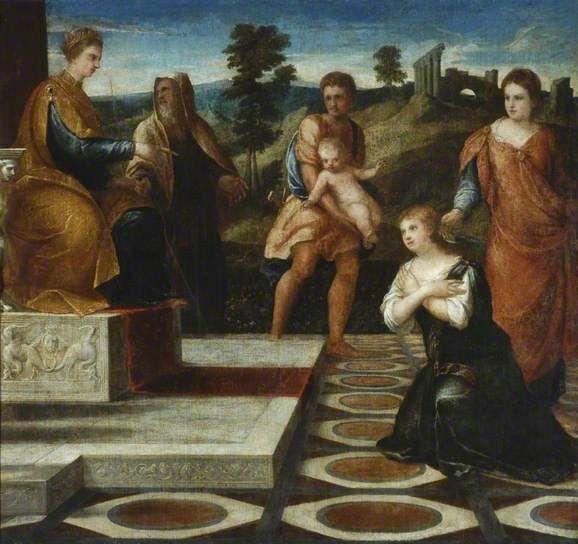 The Judgement of Solomon - Giorgione.jpg