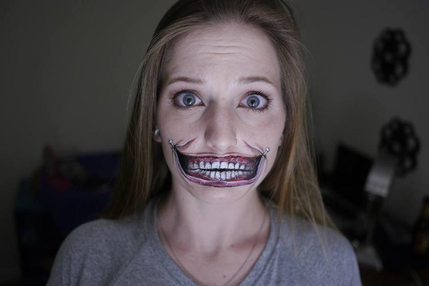 Девушка потрясающе меняет свое лицо с помощью макияжа 0 142247 a915d50c orig