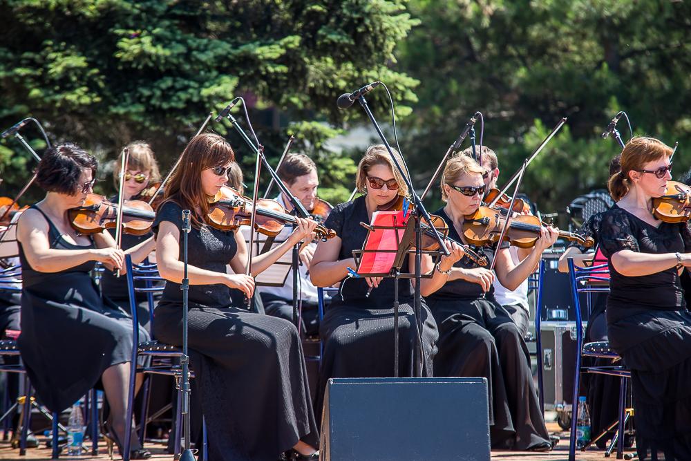 Классическая музыка в Анапе