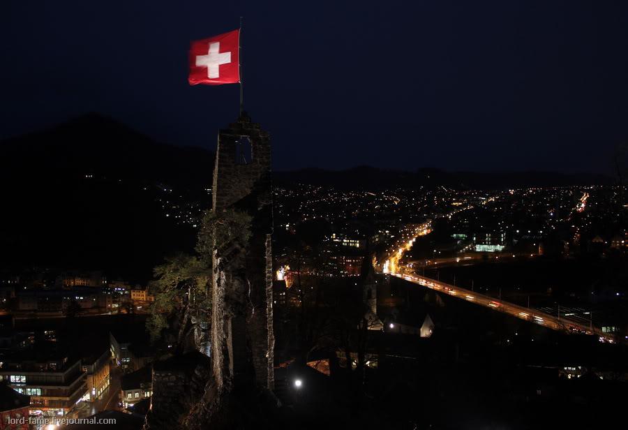 Швейцария. Часть I. Баден.