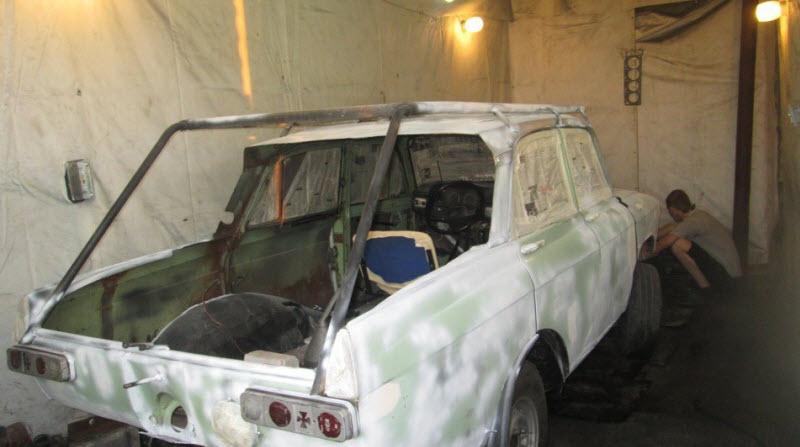 Крутых самодельных авто постObobrali.ru Obobrali.ru