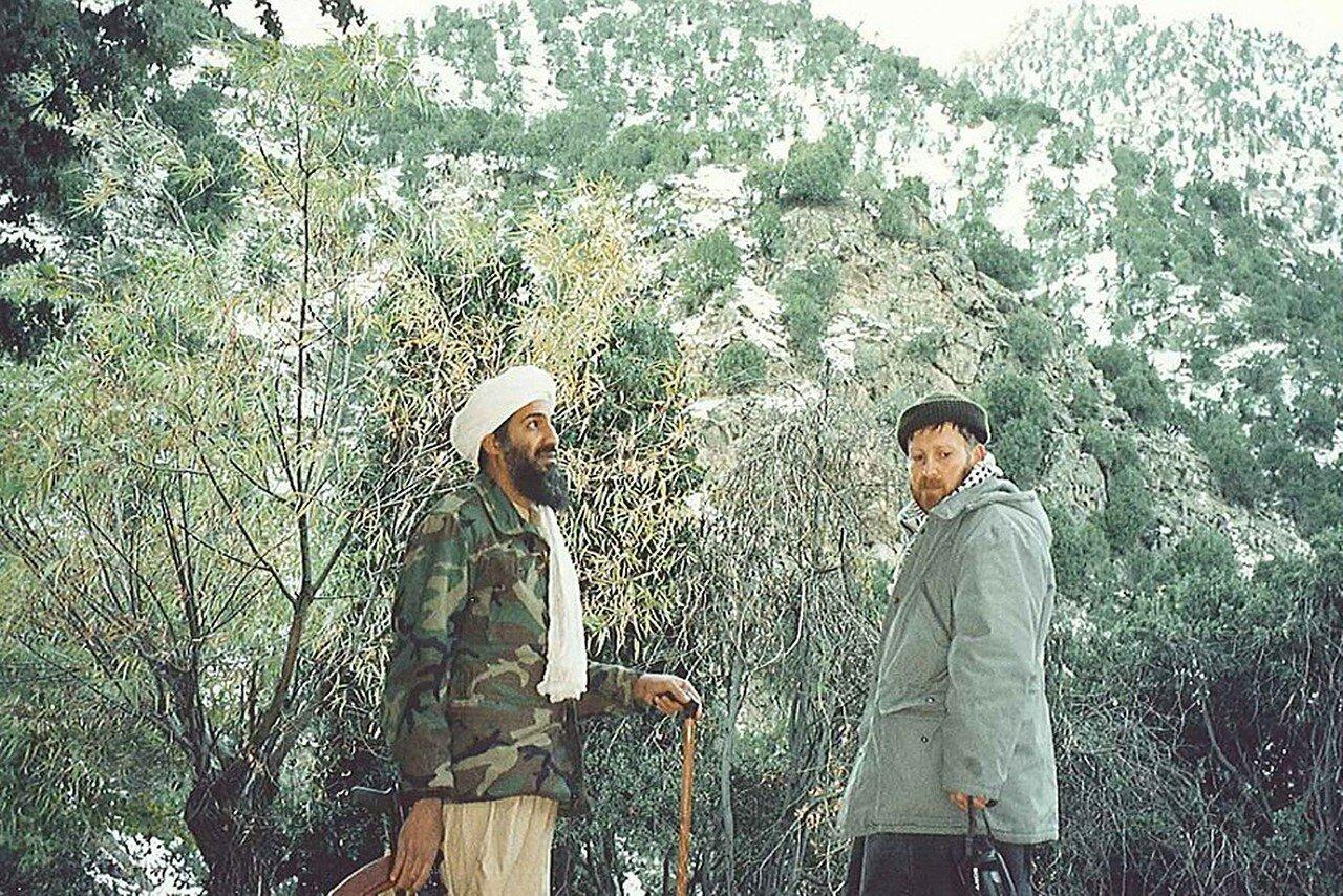 Усама и Абу Мусаб аль-Сури