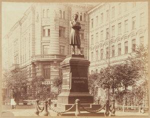 Памятник Александру Пушкину