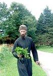 Отец Вениамин, монах