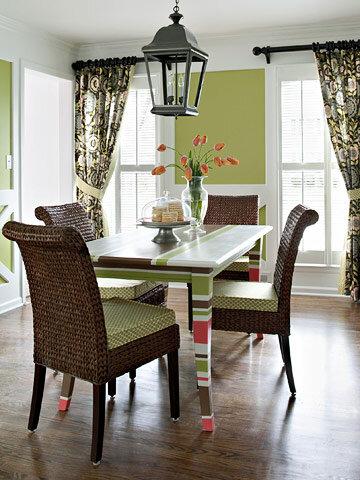 как отреставрировать стол своими руками мебель