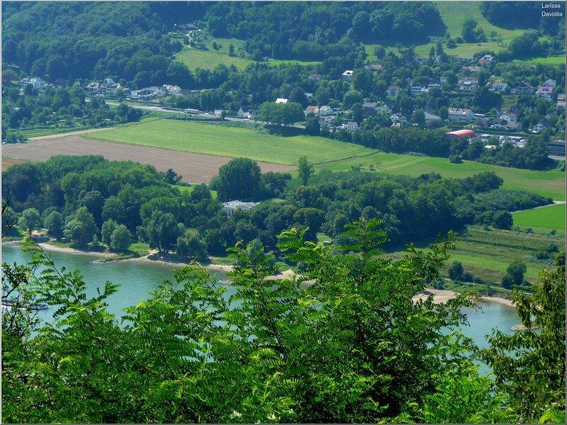 Долина Рейна.