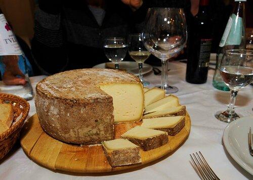 все виды сыров