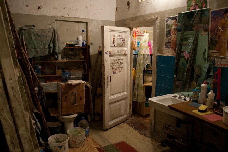 фотографии, описание, фото старой коммуналки в центре москвы