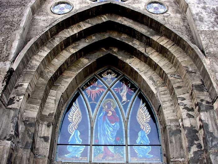 Кафедральный собор в Манадо