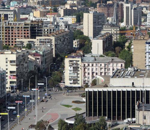 Дворцовая площадь на Красноармейской
