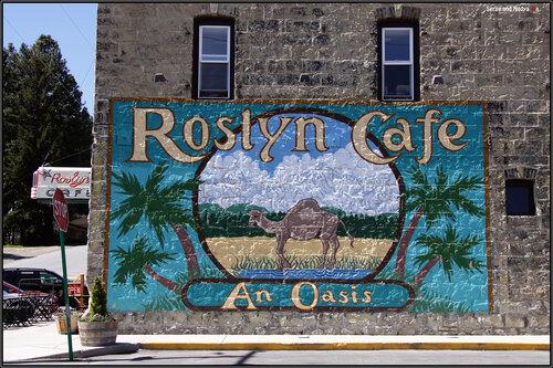 Roslin Cafe