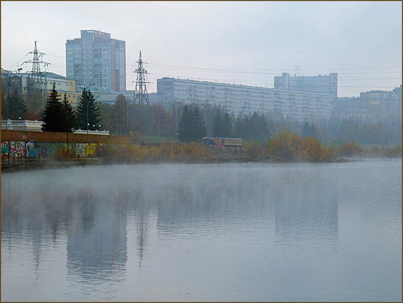 Красноярск сегодня утром