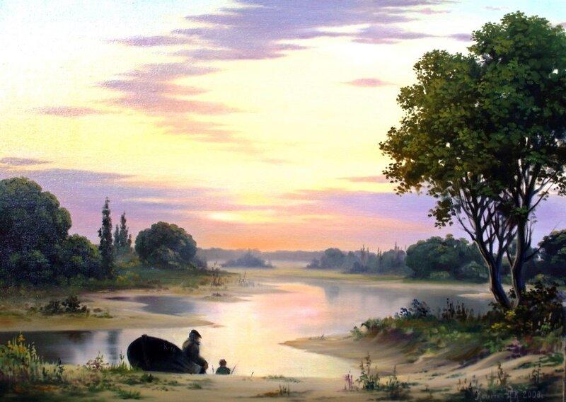 Картины художника Алексея Капустяна (1)