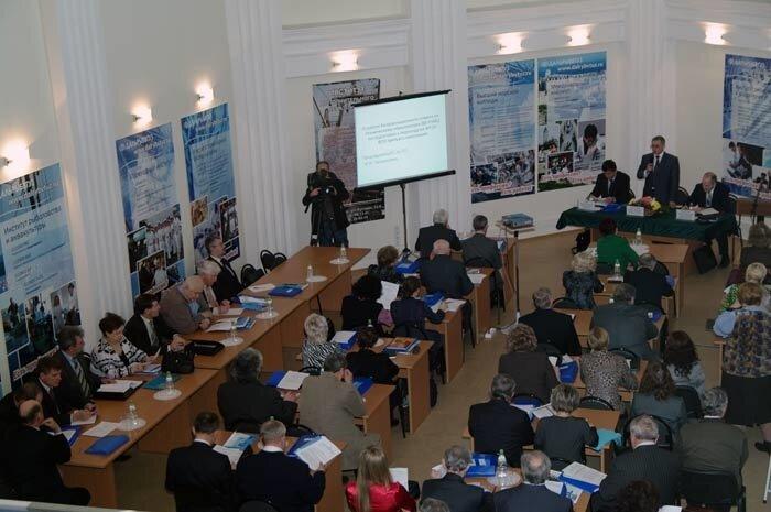 Новая система высшего образования обсуждалась во Владивостоке (ФОТО)