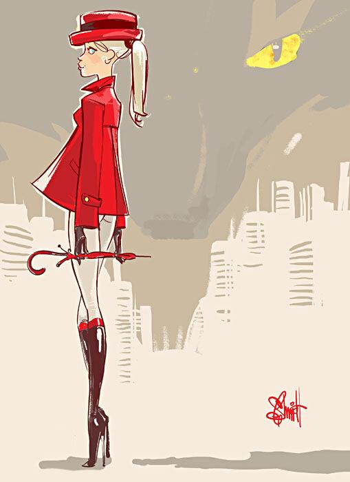 иллюстрации Оtto von Todd