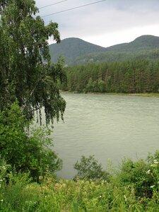 река Катунь.