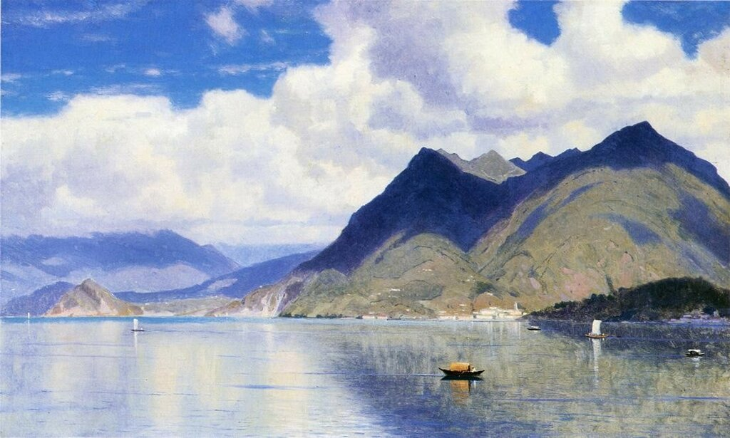 William Stanley Haseltine.