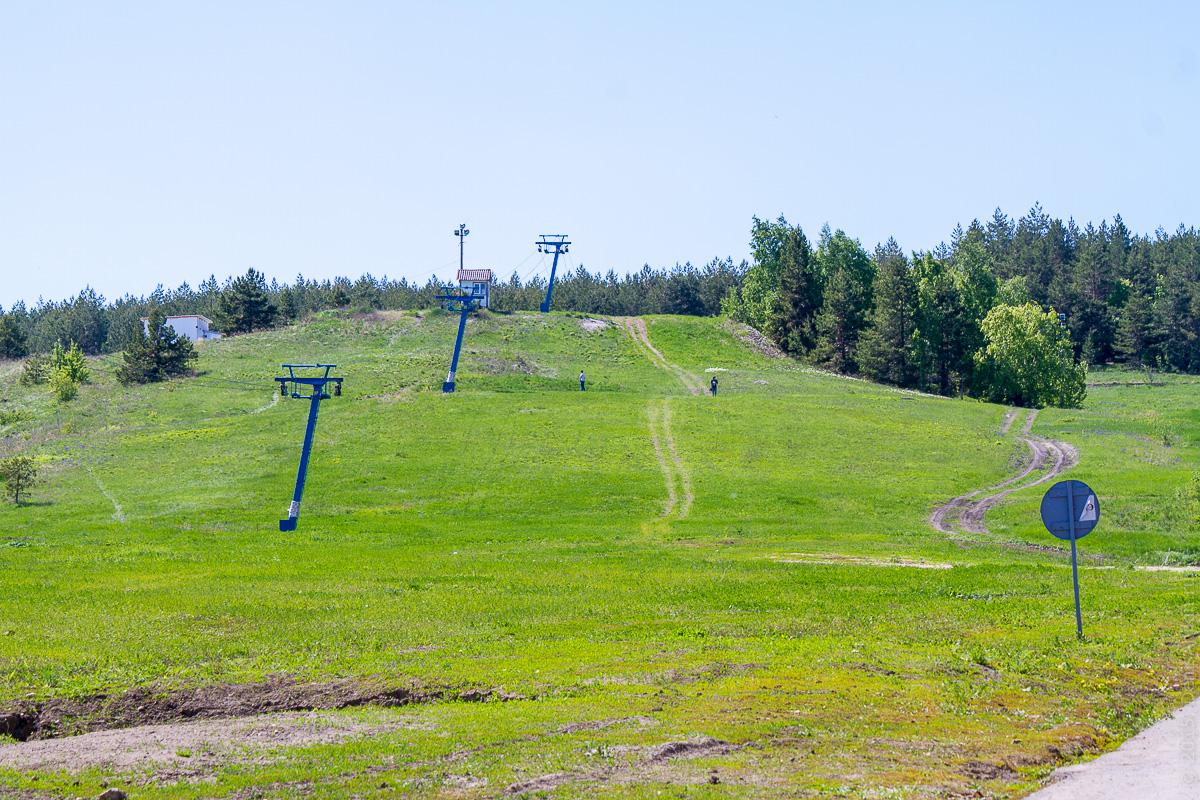 Хвалынск горнолыжный курорт 4