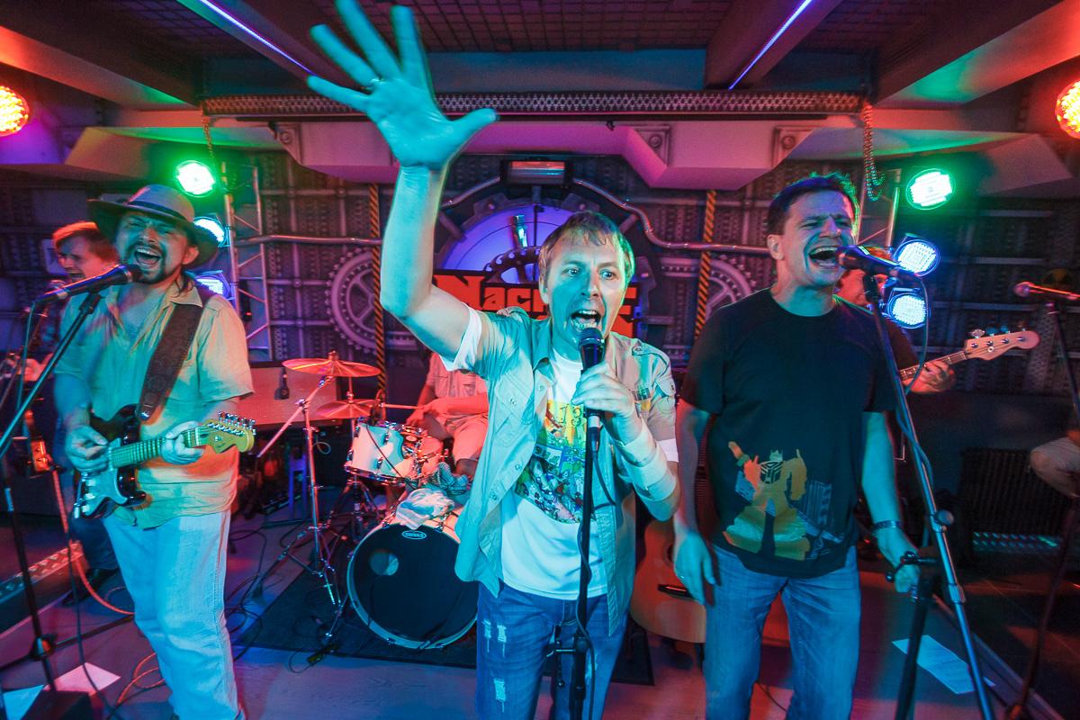 З-Бэнд Machine Head 11