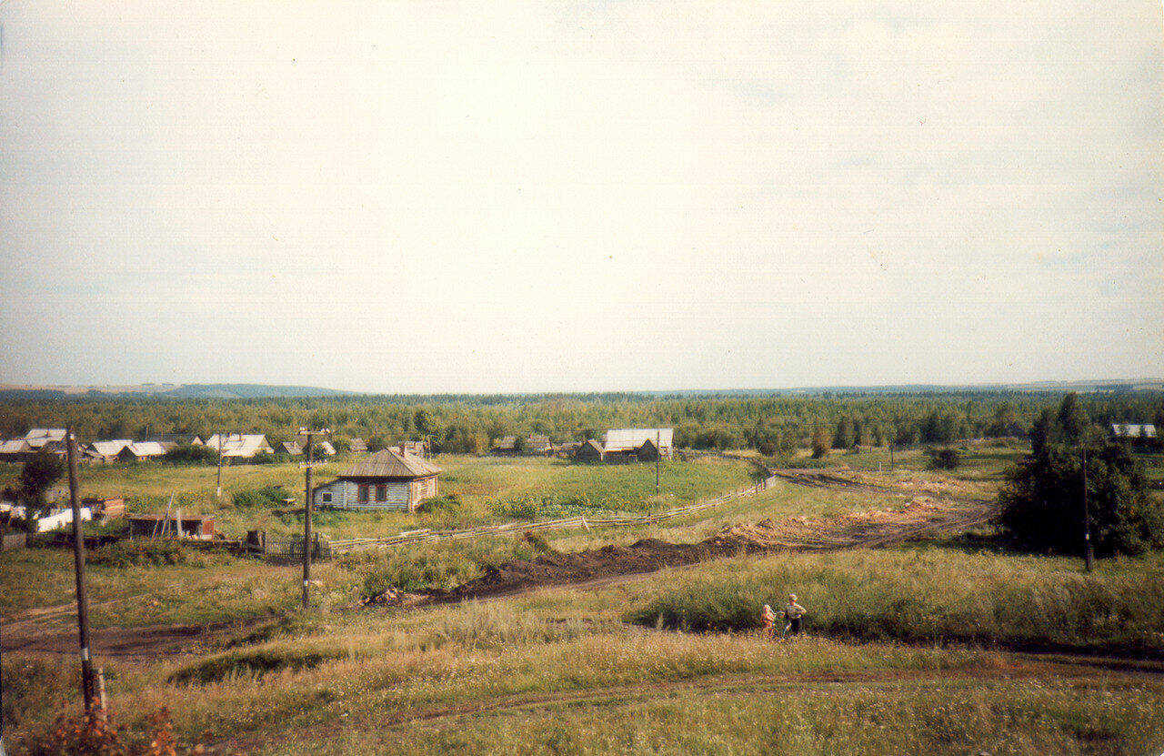 24. Сельская Сибирь