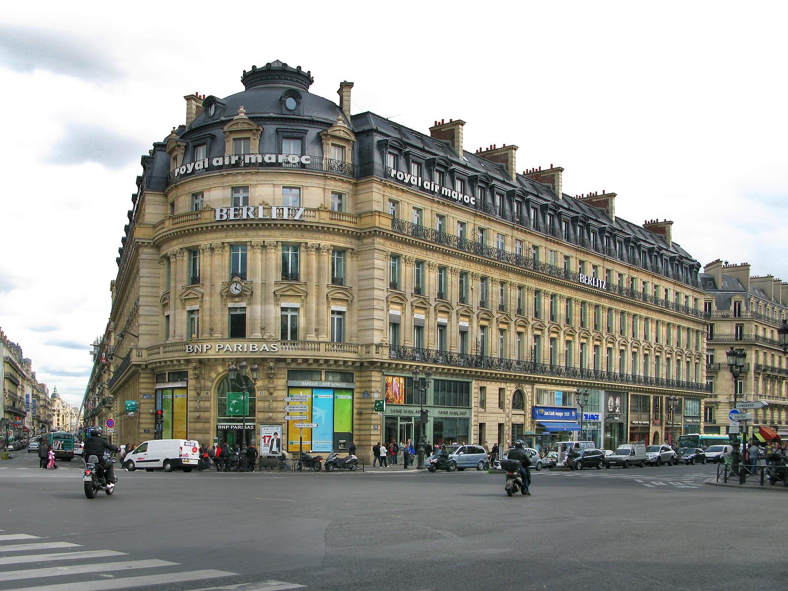 Знаменитая парижская церковь святой