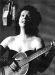 Анна Марли поёт на радио BBC 1940-е. гг. Лондон