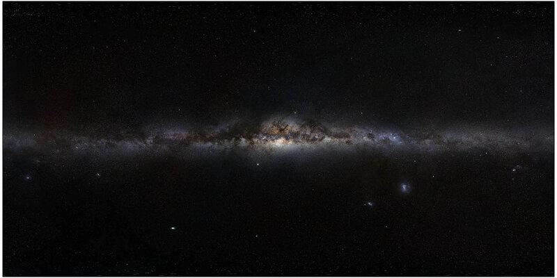 Фото Млечного Пути