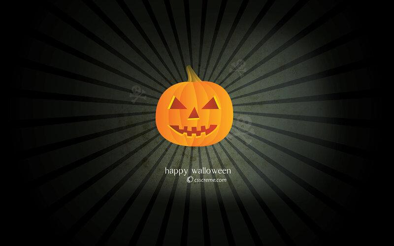 Обои Halloween