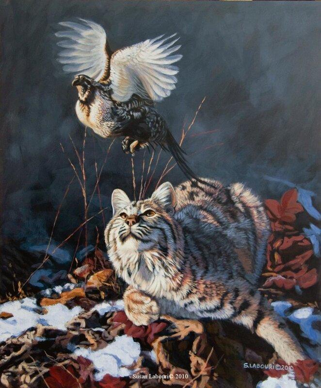 75 замечательных животных от художницы Susan Labouri