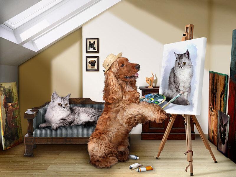 фото «Я тебя нарисовал...» - Eduard Peter