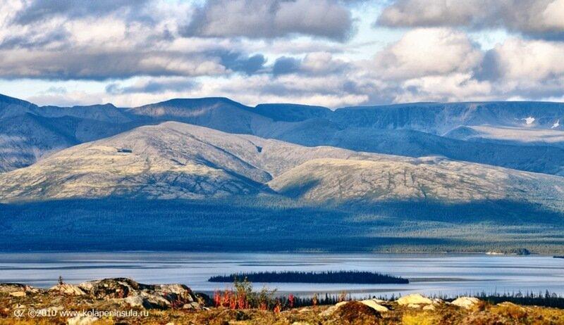хибины - горы кольского полуострова
