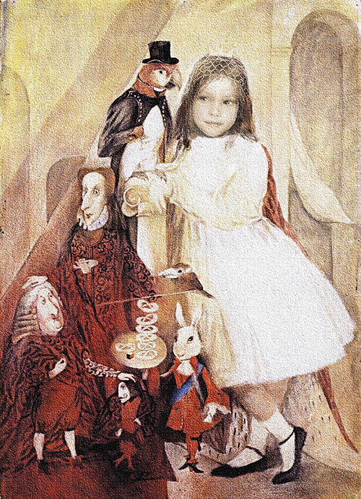 Художница Ольга Миннибаева
