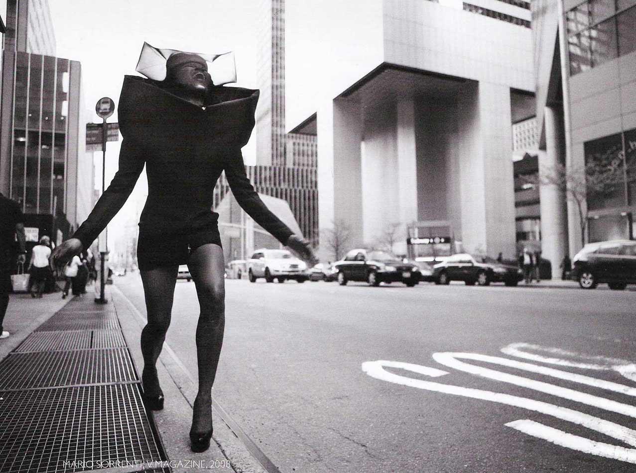 Любимые фотографии Наоми Кэмпбелл / Naomi Campbell - lovely photos / Mario Sorrenti