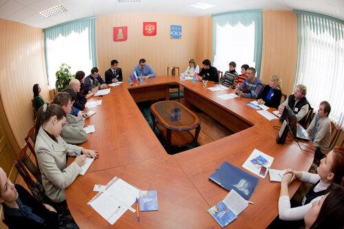 Молодежный совет Максатихинского района