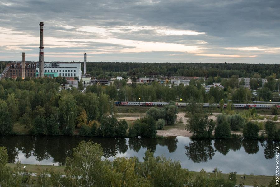 поезд в Москву из Сарова фото