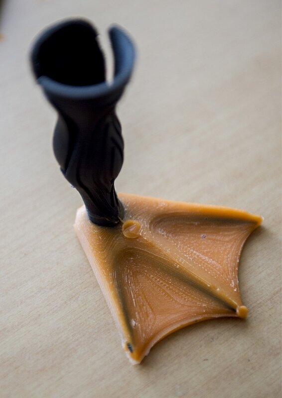 протез для гуся